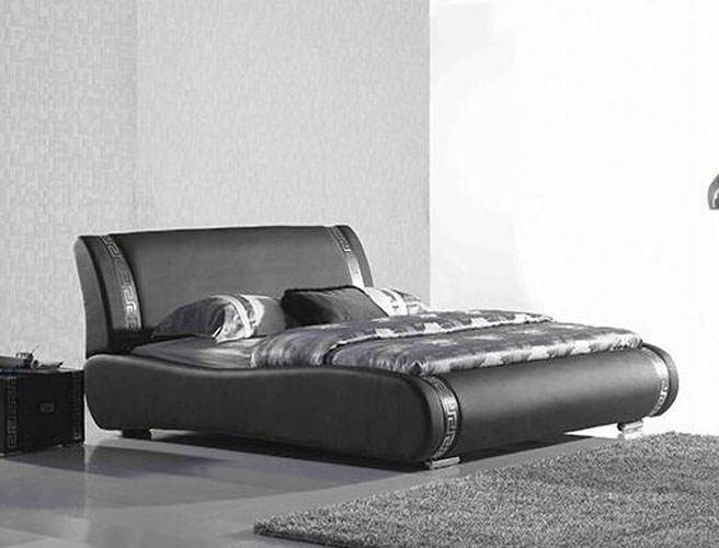 Name Neo Clical Simple Postmodern Leather Bed Cloth Number Hc006a Style E Bedroom Partial Use Model Room Furniture Price 0